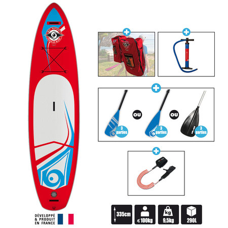 SUP BIC AIR TOURING 11.0 2016